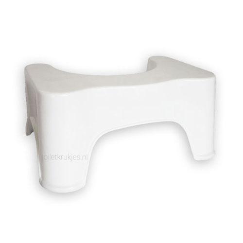 toiletkrukje klein formaat voor beginners